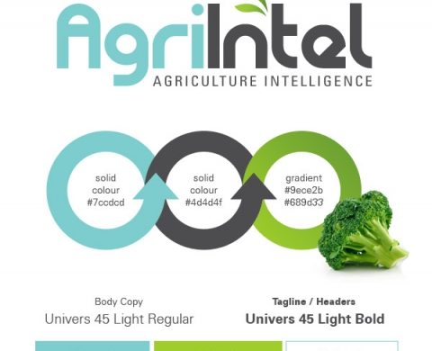 Agri-Intel Logo Design