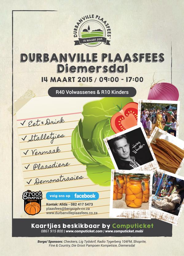 Durbanville Plaasfees – 2014