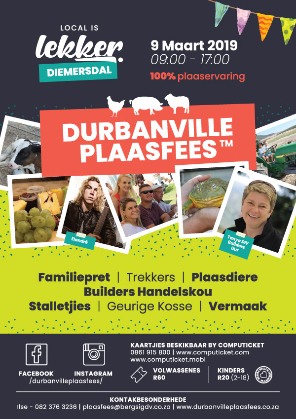 Durbanville Plaasfees – 2019