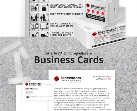 Sidewinder Packaging & Stationery