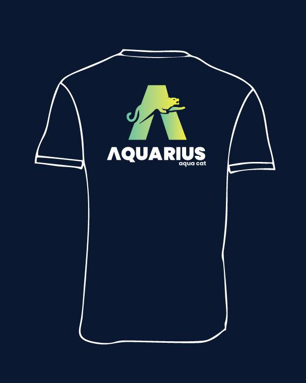 Aquarius Logo Design